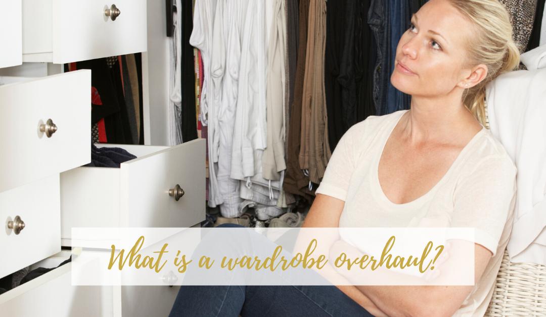 What is a wardrobe overhaul?