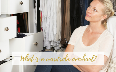 What is a wardrobe overhaul?
