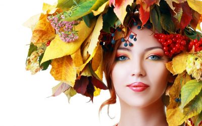 COOL FALL – how to look gorgeous in the Autumn if you have a COOL skin-tone