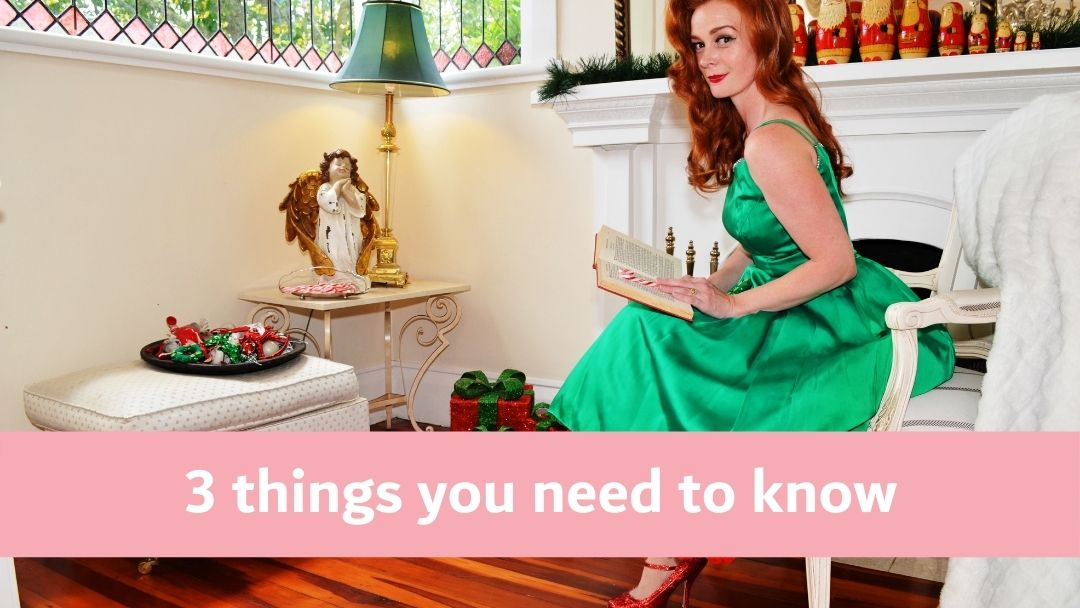 3 Things You Need To Know…