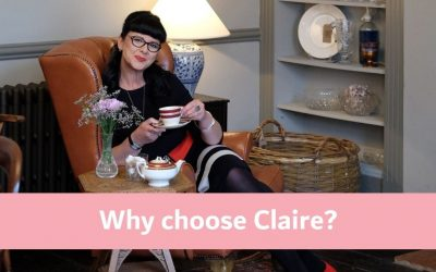 Why Choose Claire As My Personal Stylist?