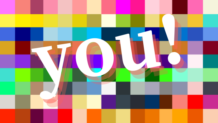 "Putting the ""YOU"" into Colour"